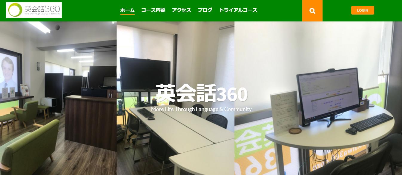 英会話360 なかもずランゲージスタジオの評判・口コミ