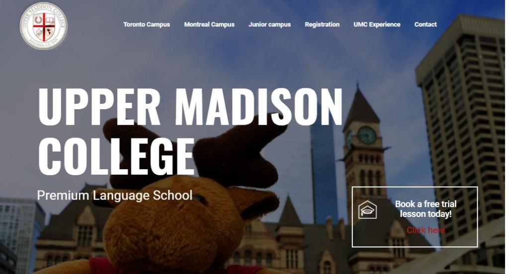 Upper Madison College