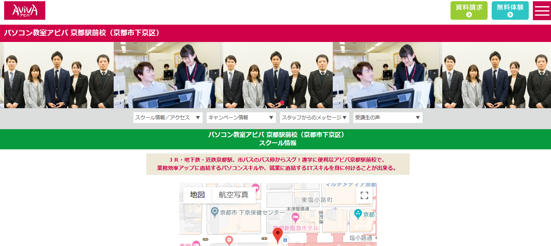 アビバ 京都駅前店の評判・口コミ